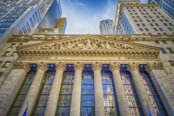 NYSE - Photo by Marco Rubino on 123rf.com