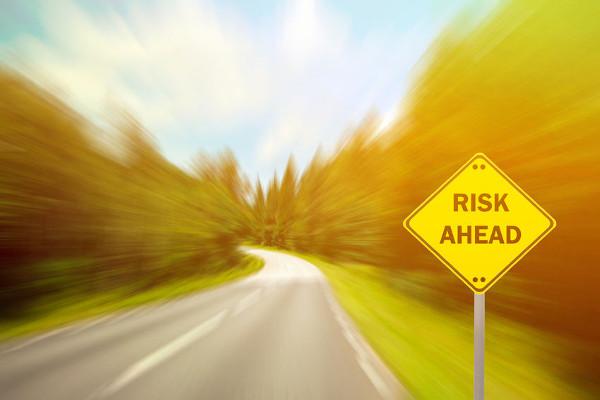 Risk Ahead Photo by Aleksandar Mijatovic on 123rf.com
