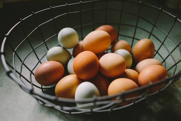 Eggs In a Basket Photo by Natalie Rhea Riggs on Unsplash